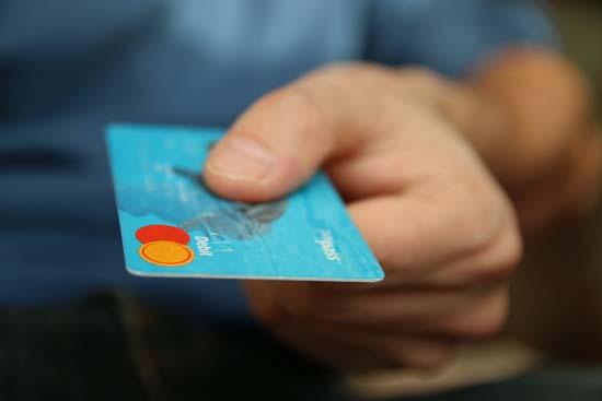 credit card gym