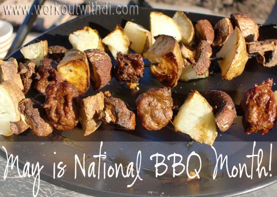 National BBQ Day/Month