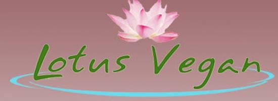 lotus vegan logo