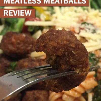 Review: Trader Joe's Meatless Meatballs