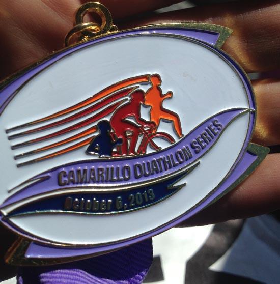 camarilloduathlon-2013-medal