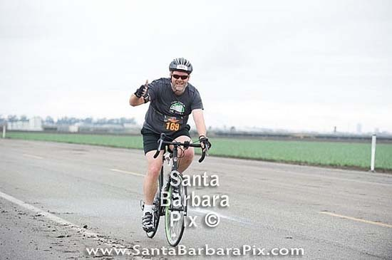 cam duathlon feb 2014 - Bob bike 1