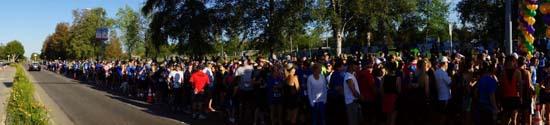 start line 5k