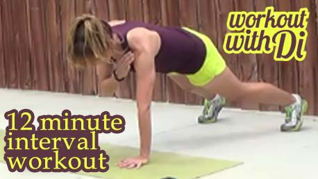 5 minute HIIT workout 20140515