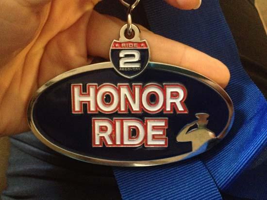 honor ride 2014 B