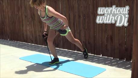 pilates abs and ass workout 20140429 - D