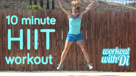 10 minute interval workout 20140624 - thumbnail