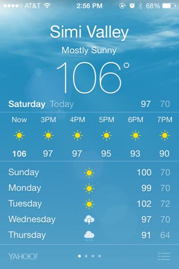 temperature 2014 sept