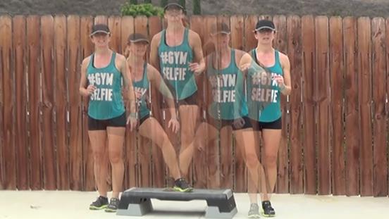 8 minute step workout 20141105 OTT