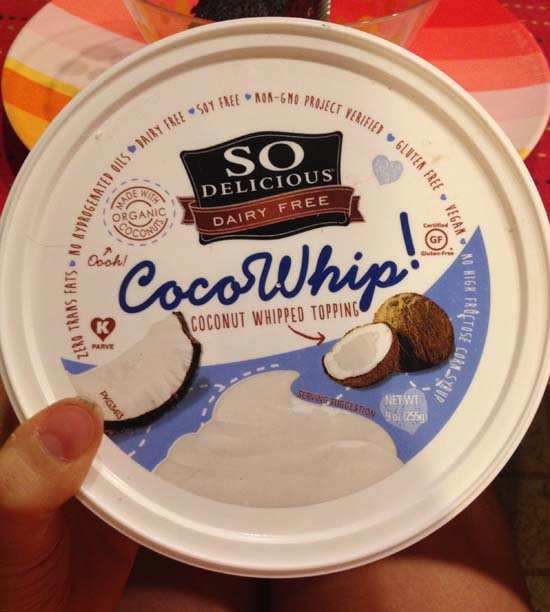 SO Delicious cocowhip review