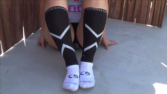 Fitness Foundations Calf Compression Sleeves Review