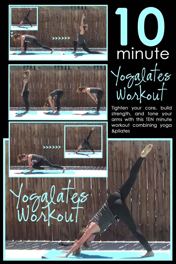 10 minute yogalates workout 20150414 pin