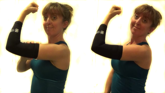 Copper Compression Elbow Sleeve Review & Giveaway!