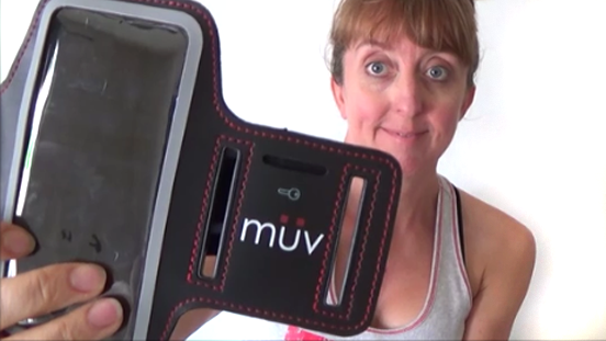 Review: MuvUSA workout armband for iPhone 6