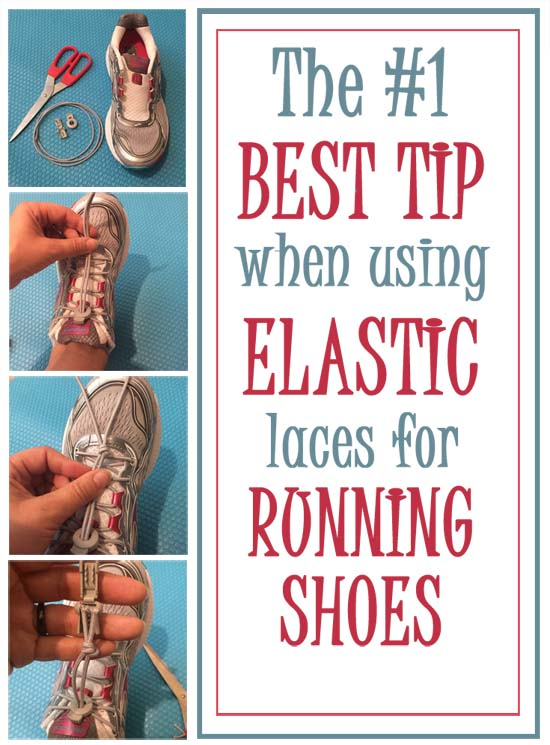 The #1 best tip for using elastic laces in running shoes – TitanFit4U laces