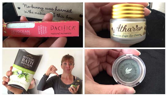 vegan cuts may 2015 beauty box review