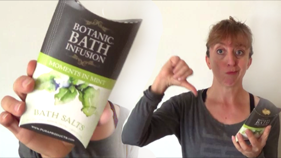 vegan cuts may 2015 beauty box review bath infusion