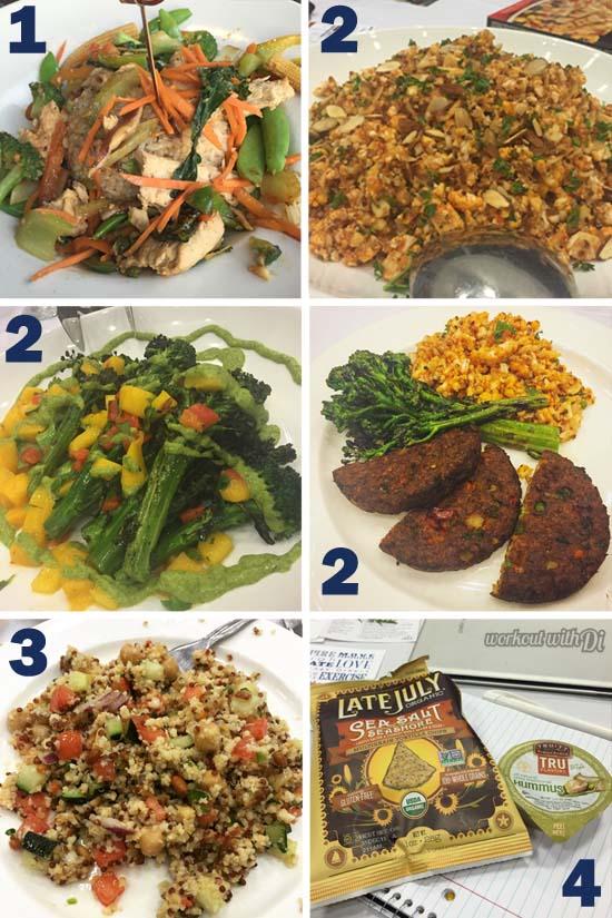 vegan food blogfest ideaworld 2015