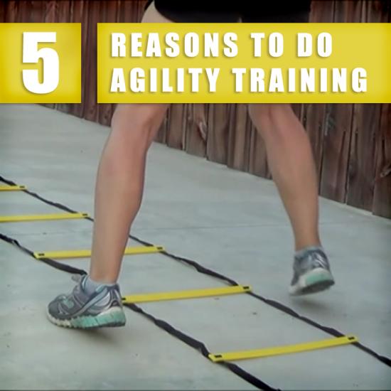 5 REASONS TO DO AGILITY TRAINING