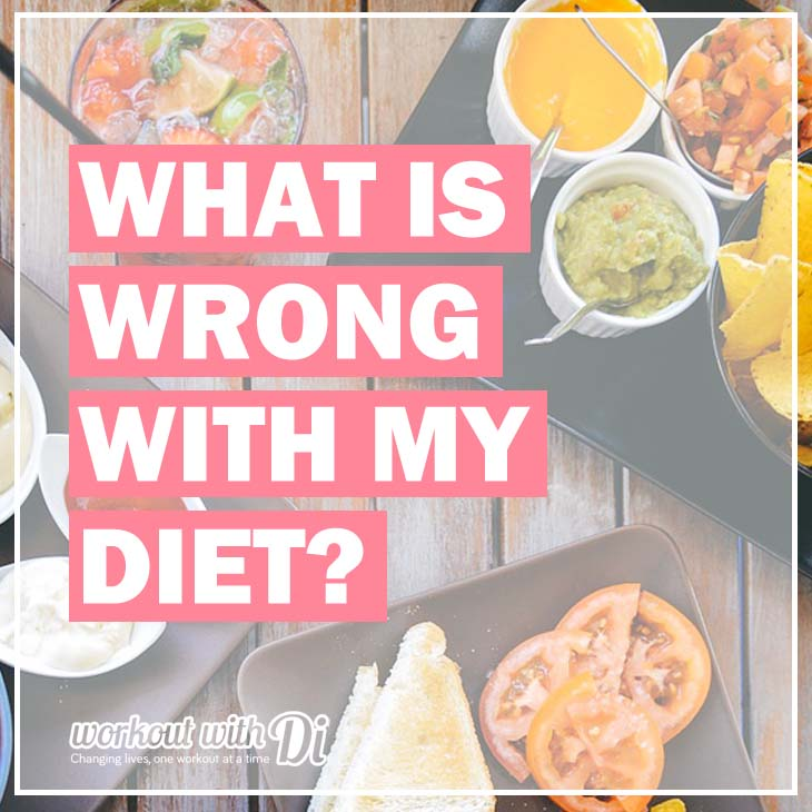 What is Wrong with My Diet?