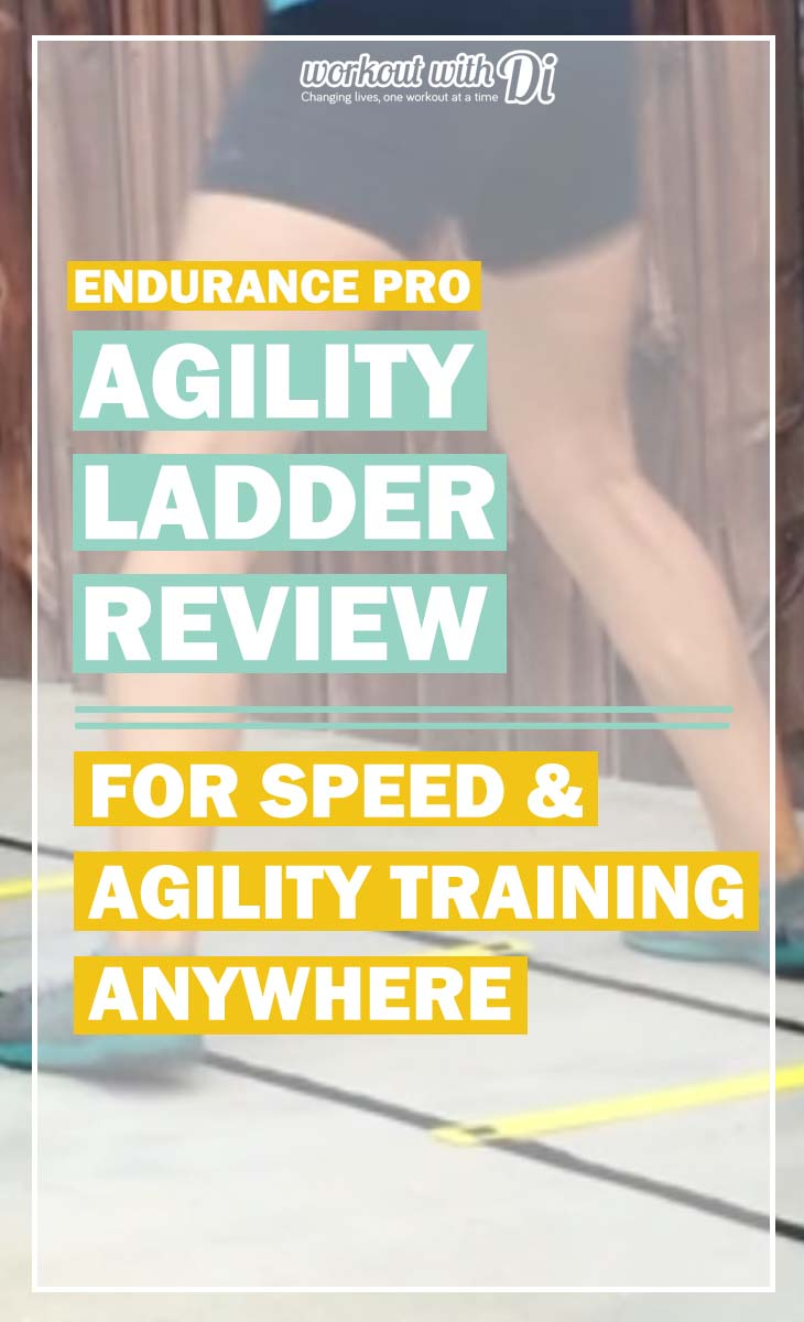 AGILITY LADDER REVIEW