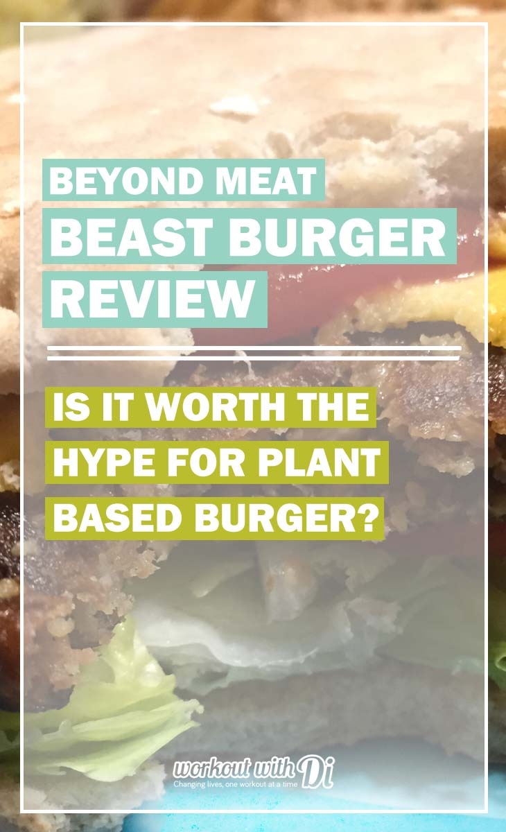 BEAST BURGER REVIEW