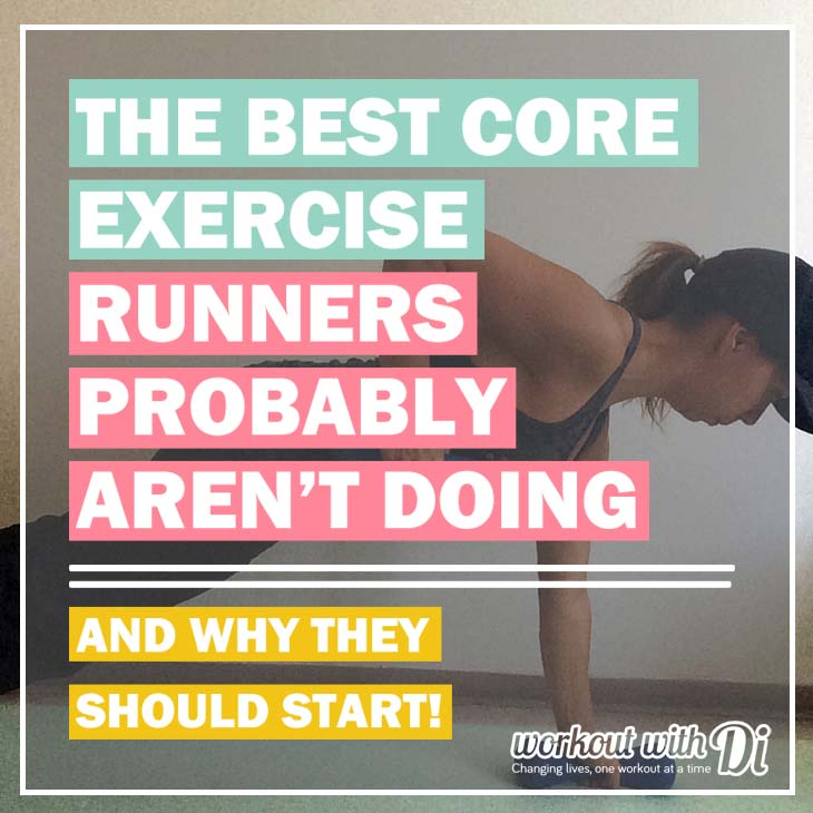 The Best Core Exercise Runners Probably Aren't Doing