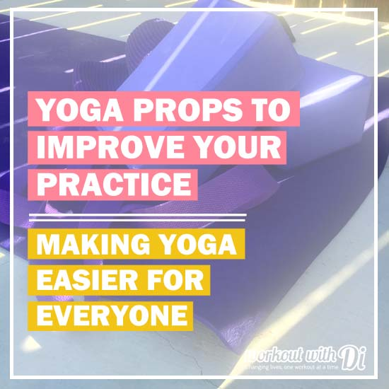 5 Yoga Props to Improve Your Yoga Practice