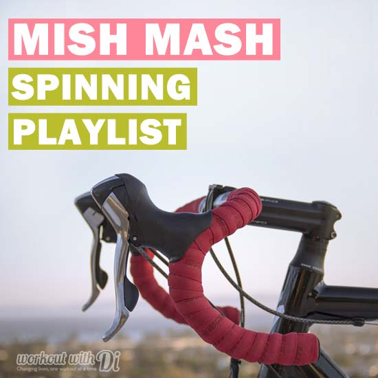 FALL 2015 MISH MASH SPINNING PLAYLIST