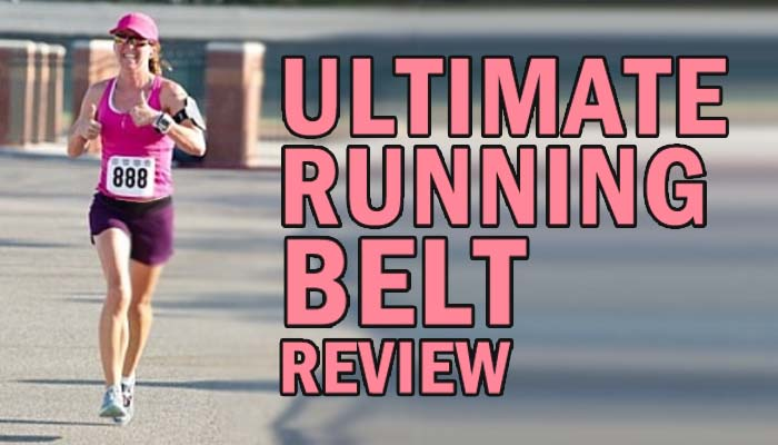 The Ultimate running belt