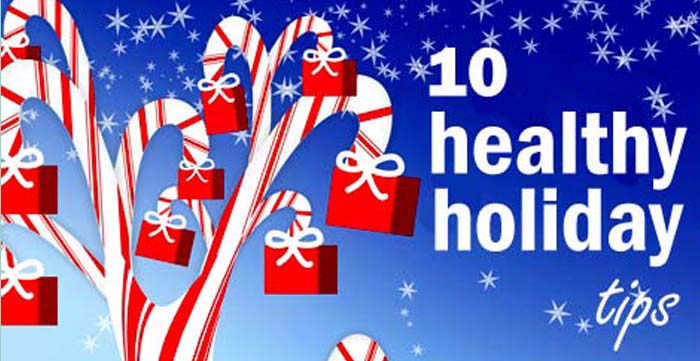 10 healthy holiday tips new
