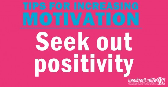 5 motivation tips - positivity