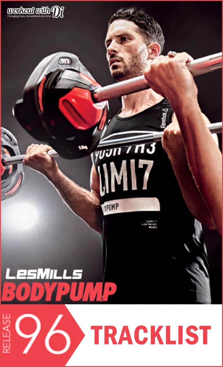 bodypump 96 playlist