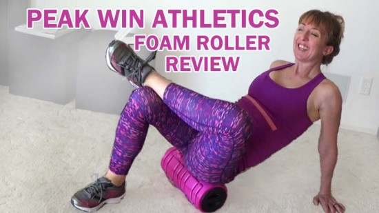 peak win athletics foam roller review