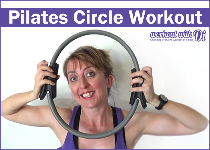 Pilates Circle Abs & Thigh Workout