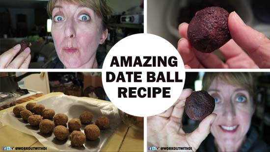 Amazing Date ball Amazeball recipe2016