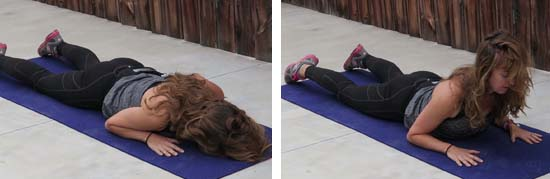 15 minute pilates workout