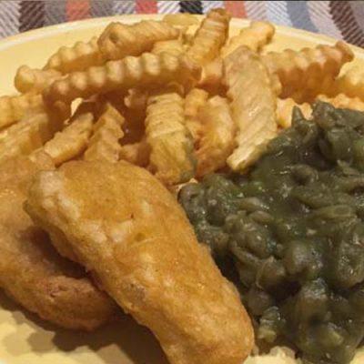 Meatless Monday Review: Gardein Fishless Filet