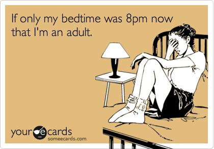 sleep bedtime