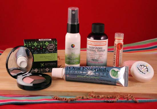 VC cruelty free beauty box feb 2017
