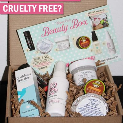 Subscription box that's beauty without cruelty