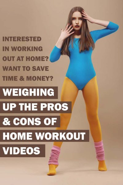 Benefits of home workout videos