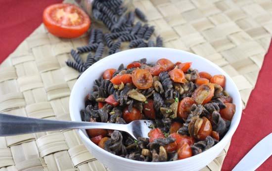 trader joes black bean pasta