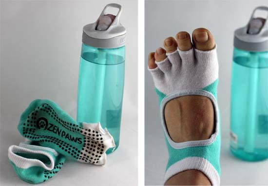 zenpaws yoga socks