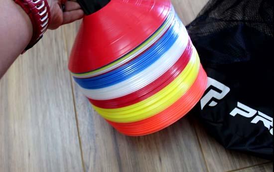 agility cone drills