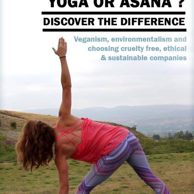 Living your yoga. Are you practicing yoga, or asana?