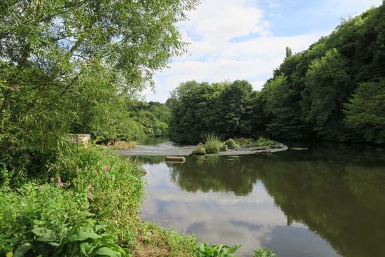 milford river