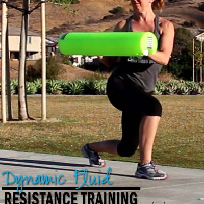 Dynamic Fluid resistance training, with the Surge®