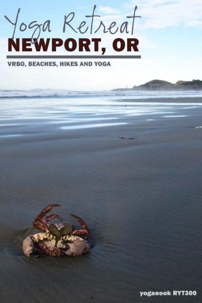 Yoga Retreat: Newport, Oregon