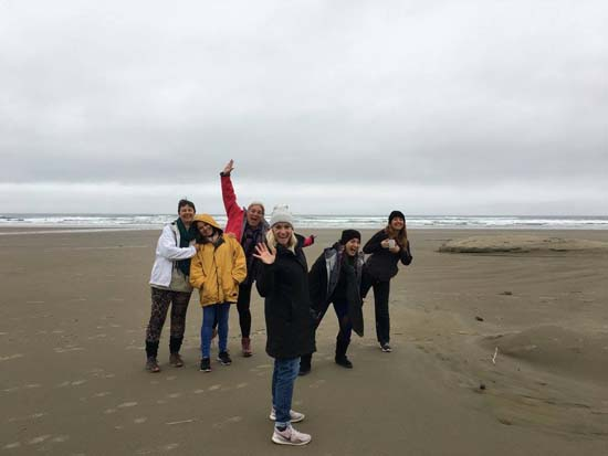 yoga retreat newport oregon 2018